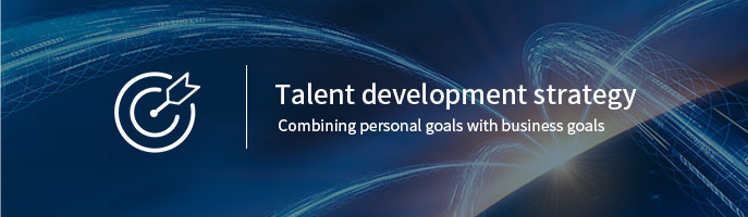 Talent development strategy